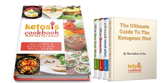 ketosis cookbook burn the fat away